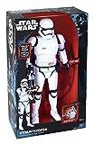 MTW Toys 13496 - Action Figur Stormtrooper mit Lichtsensor Aktivierungs Funktion, ca. 43 cm