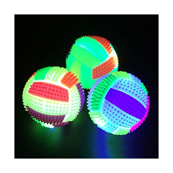 Bluelans-Flashing-Football-Shape-LED-Light-Sound-Bouncy-Ball-Funny-Kids-Pet-Dog-Toy-Xmas-Gifts