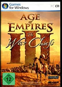 Age of Empires 3 AddOn - The War Chiefs [German Version]