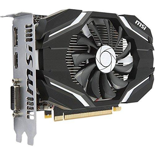 MSI GAMING GeForce GTX 1060 6GB GDDR5 DirectX 12 VR Ready (GeForce GTX 1060  GAMING X 6G)