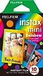 Fujifilm INSTAX Mini Instant Film (Ra...