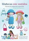Muñecas con Vestidos: Patrones de Amigurumi en Ganchillo (Patrones de amigurumi en ganchillo de Sayjai)