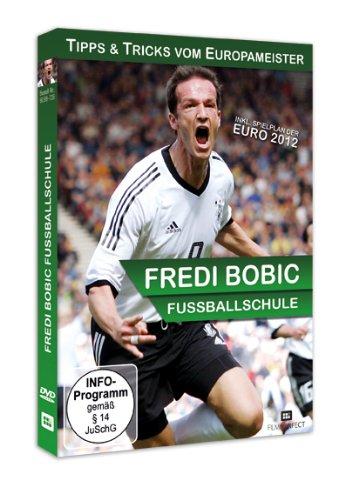 Preisvergleich Produktbild Fredi Bobic Fußballschule - Tipps & Tricks vom Europameister