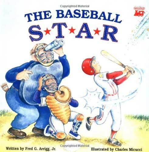 the-baseball-star-by-fred-arrigg-jr-2003-paperback