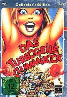 Das turbogeile Gummiboot - Limited Edition - Mediabook (+ DVD), Cover C [Blu-ray]