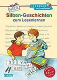 LESEMAUS zum Lesenlernen Sammelbände: Neue Silben-Geschichten zum Lesenlernen: Extra Lesetraining – Lesetexte mit farbiger Silbenmarkierung