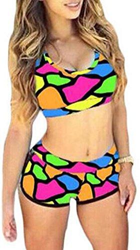 sunifsnow-bikini-tankini-uni-sans-manche-femme-multicolore-multicolore
