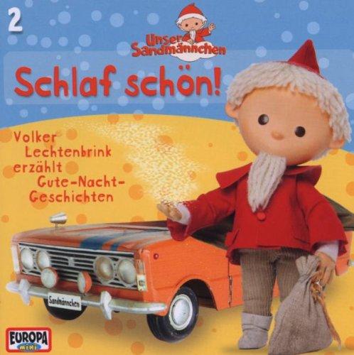 Cover des Mediums: Unser Sandmännchen - Schlaf schön