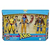 Hasbro Marvel Legends Series Wolverine, Jean Grey e Marvel's Cyclops Action Figures, Pacco da 3 , Multicolore, E86075L0