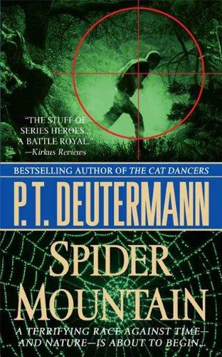 Spider Mountain: A Novel (Cam Richter Book 2) (English Edition)