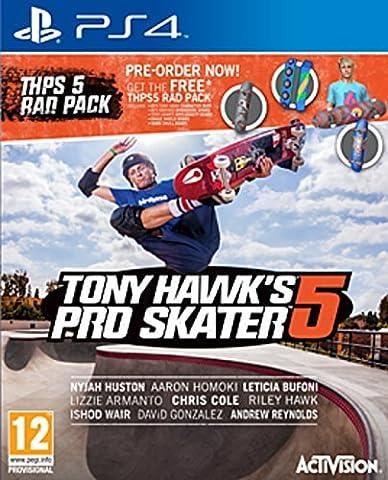 Tony Hawks Pro Skater 5 Rad Pack Edition (PS4)