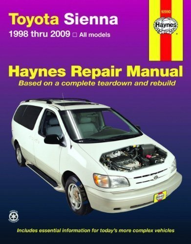 toyota-sienna-1998-thru-2009-all-models-by-jj-haynes-feb-1-2010