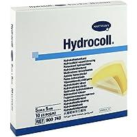 Hydrocoll Wundverband 5x5 cm, 10 St preisvergleich bei billige-tabletten.eu
