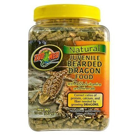 Zoo Med Juvenile Bearded Dragon Food -