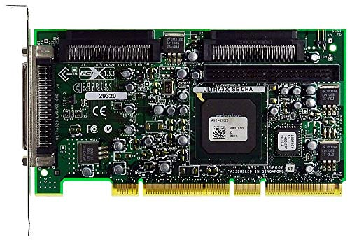 Adaptec 29320-R 64-Bit 133 MHz PCI-X, Single Channel Ultra320 SCSI Karte OEM verpackt - 133 Mhz Single
