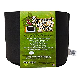 Bolsa / Maceta Geotextil para el Cultivo de Smart Pots 1 GAL (3,8L)