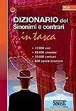 Image de Dizionario dei sinonimi e contrari... in tasca