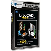 Avanquest Software TurboCAD 3D Mega Symbole Platinum Edition