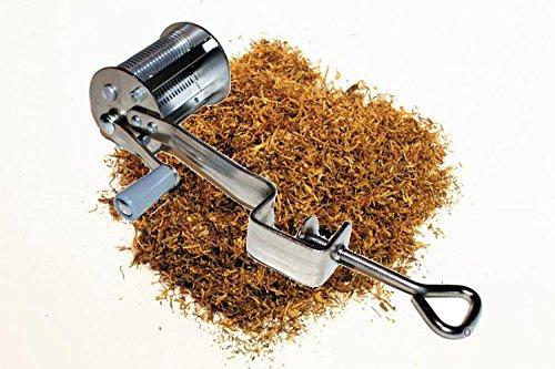 Preisvergleich Produktbild TABAKSCHNEIDER 0,8mm - Tabakshredder*Cutter* Feinschnitt Schneidemaschine