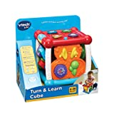 VTech Baby 150503 Turn and Learn Cube,  Multicolour