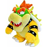 Luigi and Co Plush Bowser 10 '' - Super Mario Bros Plush 10 pulgadas de alto PRIME