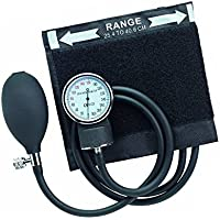Timesco d05.105Tensiómetro aneroide, esmeralda clip on, 2tubos