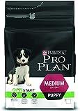 Purina Pro Plan Medium Puppy with Optistart Dry Dog Food Rich in Chicken 3 kg