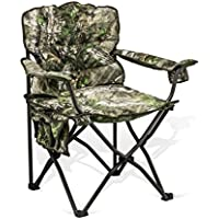Hunter's Specialties Camo Furniture Deluxe Pillow Chair, Realtree Xtra Green