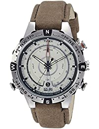 Timex Intelligent Quartz Chronograph Off-White Dial Men's Watch-T2N721