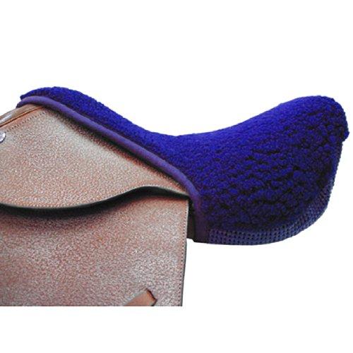 Intrepid International rutschfesten Fleece Sitz Saver Standard blau (Sitz Saver)