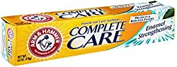 ARM & HAMMER Complete Care Toothpaste Enamel Strengthening 6 oz (Pack of 2)