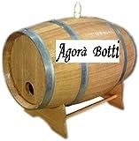 Botte bag in box per sacca da 10 litri di vino