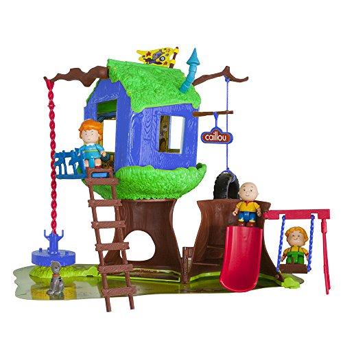 Caillou Playset the tree house (Giochi Preziosi 11658)