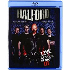 Resurrection World Tour - Live At Rock In Rio Iii [Blu-ray]