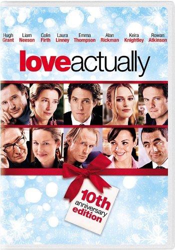 Love Actually by Hugh Grant