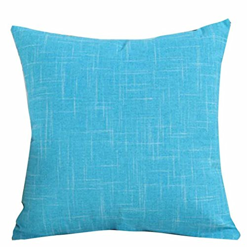 Simple Cushion Cover , Kavitoz New Arrival Throw Pillow Cases Cafe Sofa Home Decor 45cmx45cm