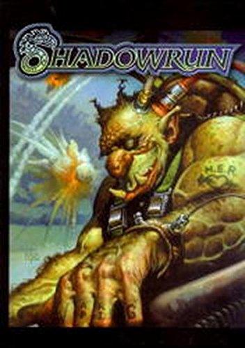 Spielleiterschirm 3.01 D: Shadowrun Spielhilfe