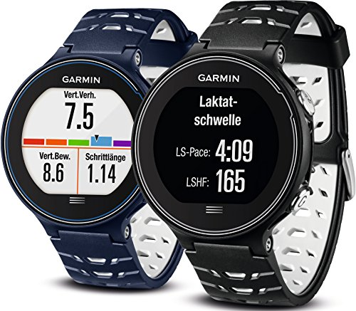 Garmin Forerunner 630 GPS-Laufuhr Akkulaufzeit, Touchscreen, Smart Notifications - 18