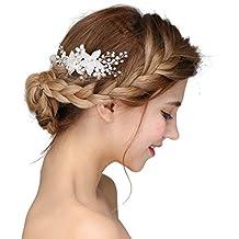 fascia per capelli capelli pettine da sposa vintage di cristallo clip strass  capelli accessori per capelli 2da08fe025e7