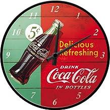Nostalgic Art 51068Coca-Cola Delicious Refreshing, colore: verde
