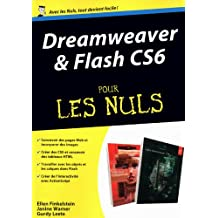 Dreamweaver et Flash CS6 Megapoche Pour les nuls
