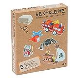 Re Cycle Me DEFG1020 - Bastelspaß für 5 Modelle