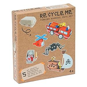 Re Cycle Me defg1020-Manualidades Diversión para 5Modelos