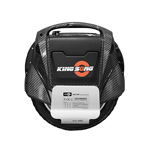 Kingsong KS-14C - Carbone, 800W, 840Wh