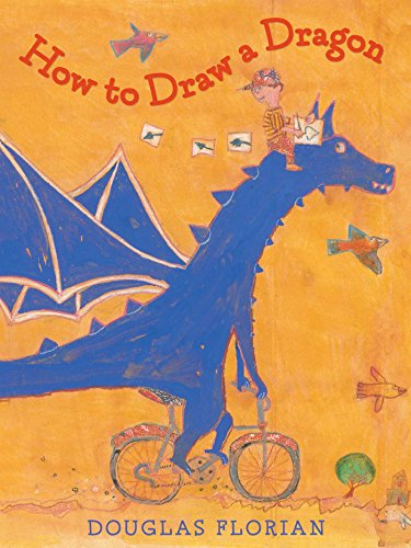 How to Draw a Dragon por Douglas Florian