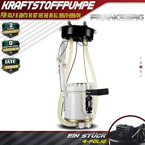 Kraftstoffpumpe Benzinpumpe für Golf III Vento 1H1 1E7 1H5 1H2 ab Bj. 1991/11-1999/04