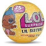 Diferencia entre Lol Surprise y Lil Sisters