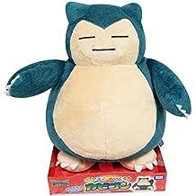 Takaratomy Takara Tomy Pokemon Sol y Luna Snorlax 9