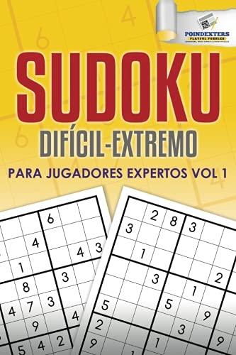 Sudoku Difícil-Extremo para Jugadores Expertos Vol 1