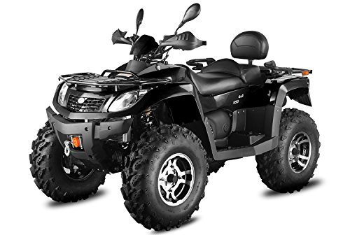 COSTRUITO 550cc Hunter 550-SXL con Street legal 4x4 Verricello 4x Sospensione Atv Bici EEC